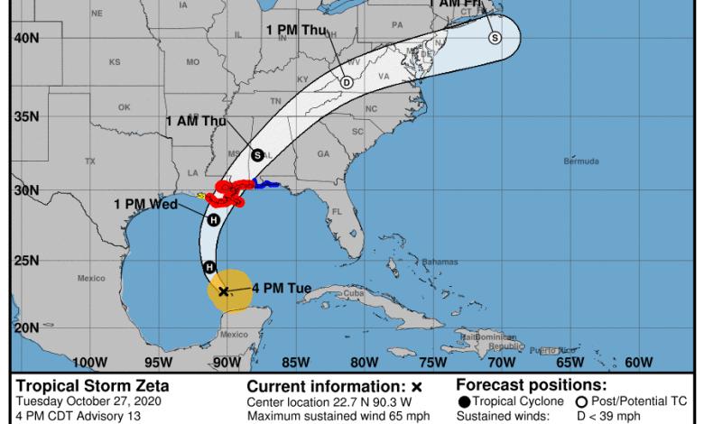 Ouragan Zeta