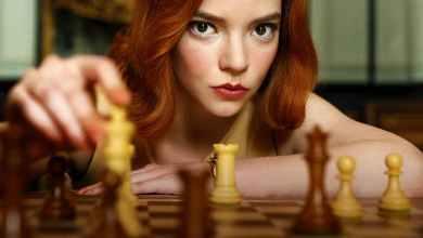 Photo de The Queen's Gambit : une série très fraîche sur une redoutable joueuse d'échecs