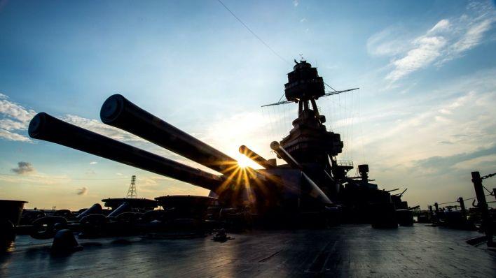 Le Battleship Texas 3