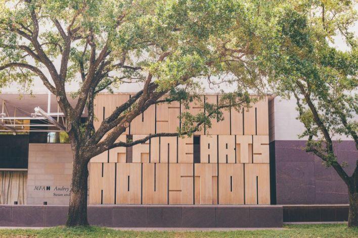 Le Museum of Fine Arts de Houston
