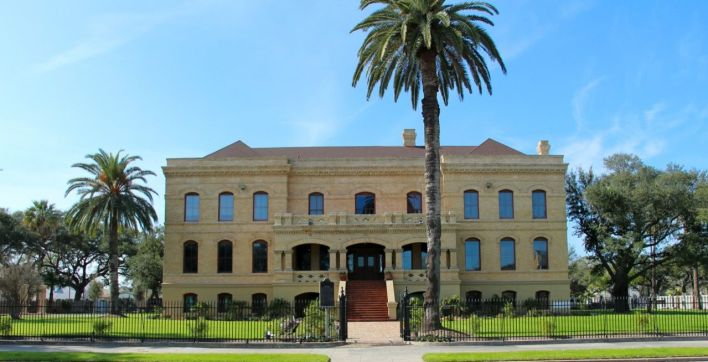 The Bryan Museum à Galveston.