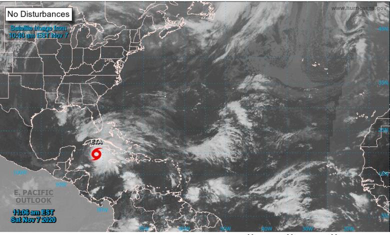 Tempête tropicale ETA