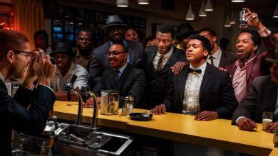 """""""One night in Miami"""" : le cinéma se penche sur la célèbre rencontre de février 1964 entre Cassius Clay, Malcom X, Sam Cooke et Jim Brown"""