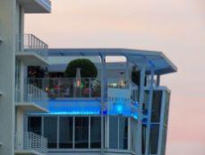 Bar sur les toits de Fort Lauderdale