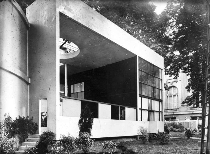 Paris 1925 Pavillon de l'Esprit Nouveau