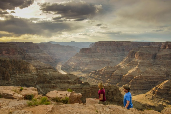 Guide du Grand Canyon West
