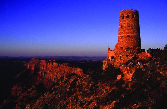 Desert View Watchtower au North Rim : notre guide du Grand Canyon