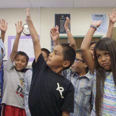 Enfants navajos