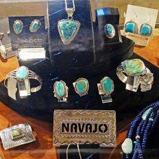 Bijoux navajos