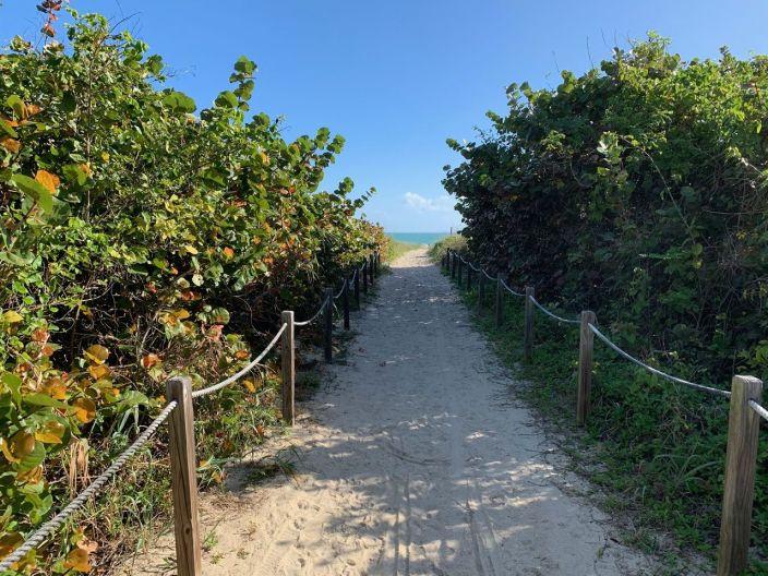 Fort Pierce Inlet State Park en Floride
