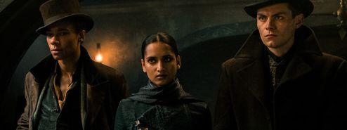 Shadow and Bone(saison 1)