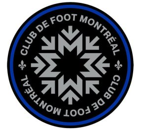 Le nouveau logo du CF Montréal
