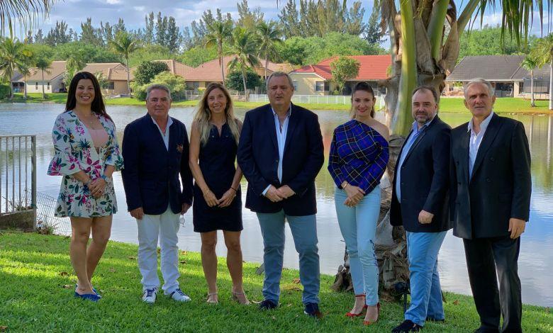 De gauche à droite : Sophie Rindler, Christian Guérin, Laurence Pons, Franck Bondrille, Axelle Gault, Stéphane Barraqué, Patrick Gimenez