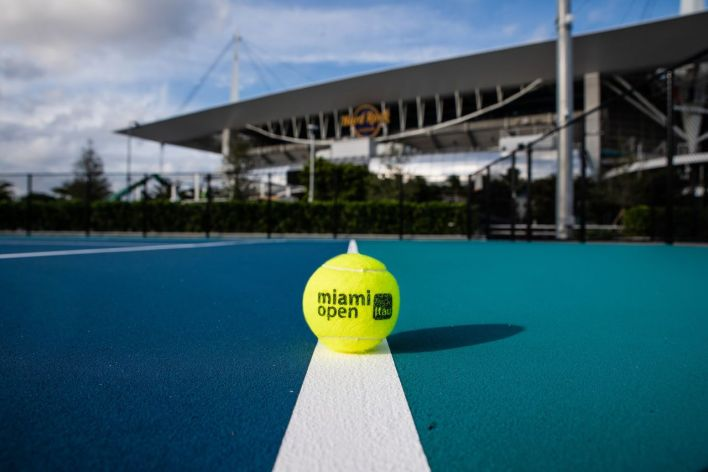Miami Open revient au Hard Rock Stadium