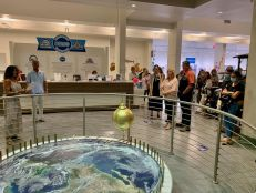 Soirée du Club Français de la Treasure Coast au Elliott Museum de Stuart en Floride