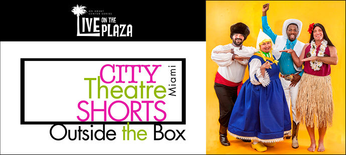 Short Plays by City Theatre in Miami