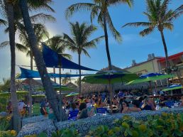 The Sand Bar, sur la plage de Delray Beach