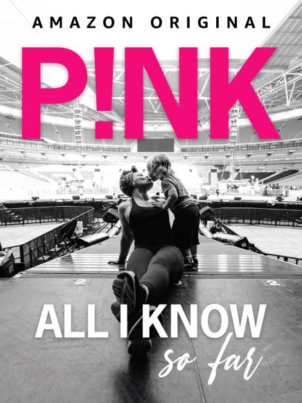 Pink : All I know so far