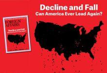Le déclin et la chute des Etats-Unis en temps que leader ?