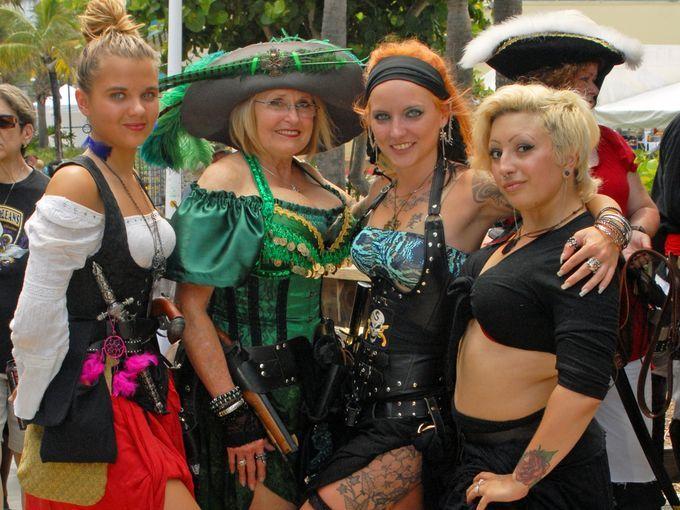 Cocoa Beach Pirate Festival