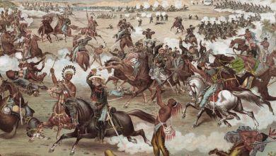 Ephéméride américaine de juin 2021. Et c'est l'anniversaire de Little Bighorn !
