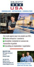 Investir dans l'immobilier / Gestion de biens à Orlando