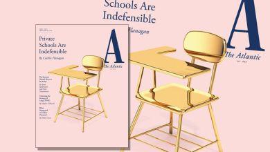 La presse s'en prend aux écoles privées américaines