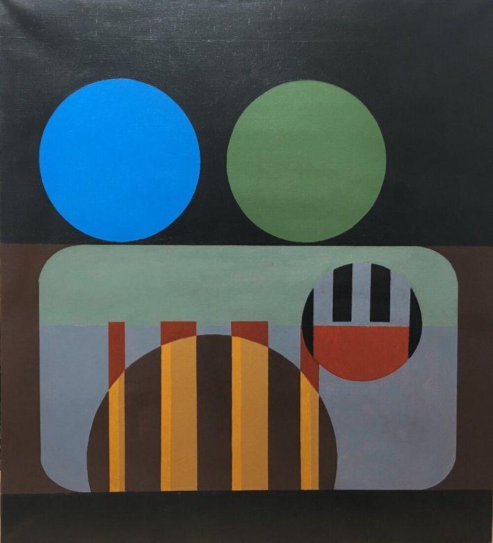 Jorge Riveros: Abstracción Eterna