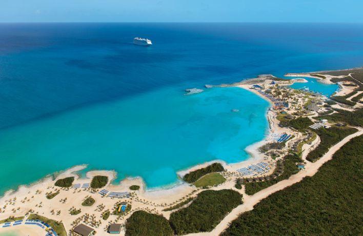 Great Stirrup Cay est un petit paradis des Bahamas appartenant à Norwegian Cruise Line.