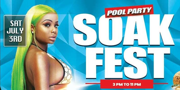 Pool Party à Miami