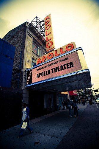 Apollo Theater.