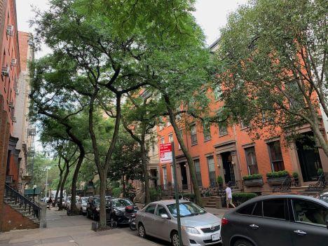 Visite du quartier de Brooklyn Heights