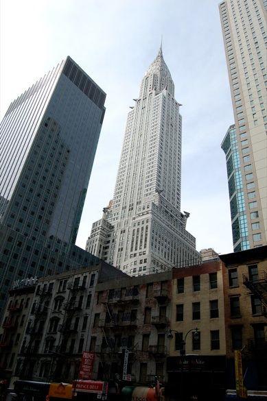 Visiter le Chrysler Building de Manhattan (New-York City)