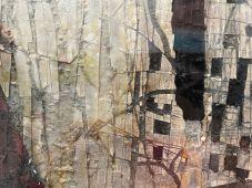 Vu dans le District Gallery, les galeries d'art de Chelsea à New-York