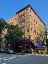 L'appartement de la série Friends à Greenwich Village à Manhattan, New-York