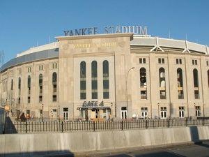 Le Yankee Stadium du Bronx, à New-York