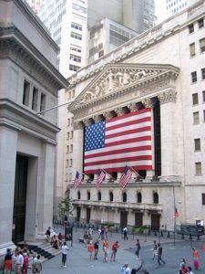 La bourse NYSE (New-York Stock Exchange)