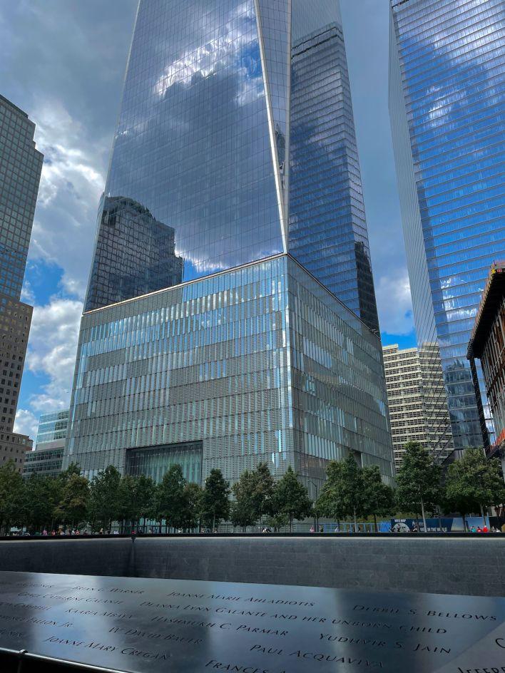Le nouveau World Trade Center de New-York