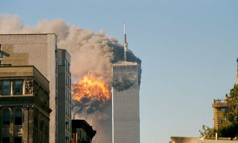 Vingtième anniversaire des attentats du 11 septembre 2001 à New-York.