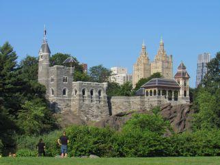 Belvedere Castle à Central Park