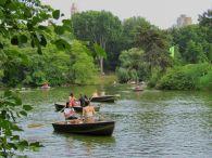 The Lake, à Central Park