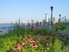 Battery Park, Manhattan, New-York City