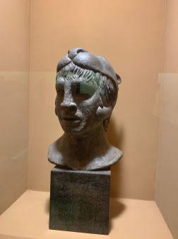 Buste d'Alexandre le Grand au Musée d'histoire naturelle de New-York (American Museum of Natural History)