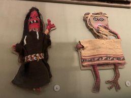 Partie sur les autochtones (indiens) au Musée d'histoire naturelle de New-York (American Museum of Natural History)