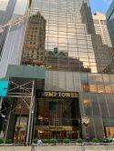 La Trump Tower de la Fifth Avenue est le cœur de l'empire Trump, là où il habite quand il est à New-York.