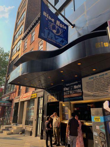 The Blue Note à Greenwich Village à Manhattan, New-York