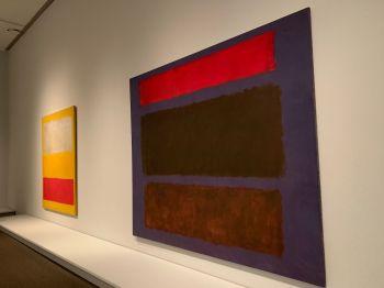 Rothko au Metropolitan Museum of Art de New-York
