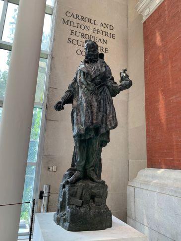 Sirène italienne du XVIe siècle au Metropolitan Museum of Art de New-York