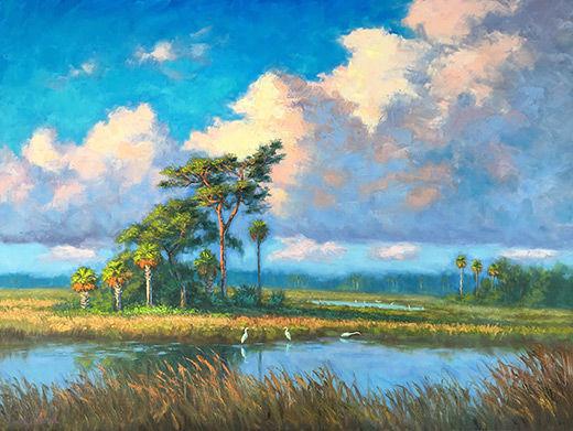 """The Art Of Tim Forman: Florida Everglades"""