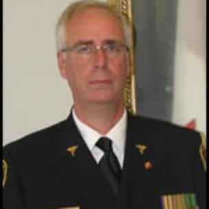 Gerry Schriemer, Chef des opérations et Chef des SMU, M.D. Ambulance Care Ltd.